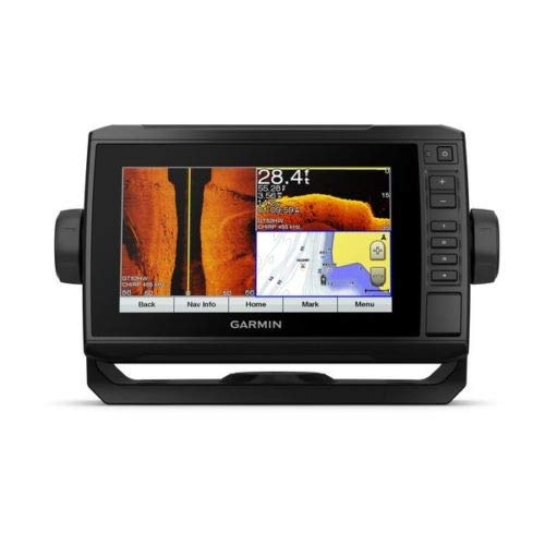 Garmin echoMAP PLUS 73sv with US LakeVu g3 and GT52HW-TM Transducer 010-01897-05