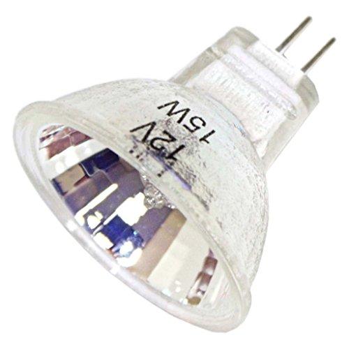 Hikari 00200 - JCR-8299 MR11/12V/15W/G4/30Deg MR11 Halogen Light (15w Halogen Bulb)