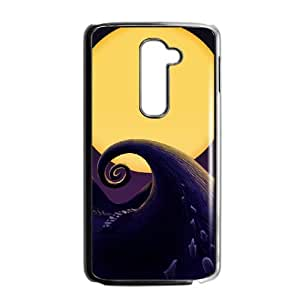 Nightmare Before Christmas LG G2 Cell Phone Case Black fzzz