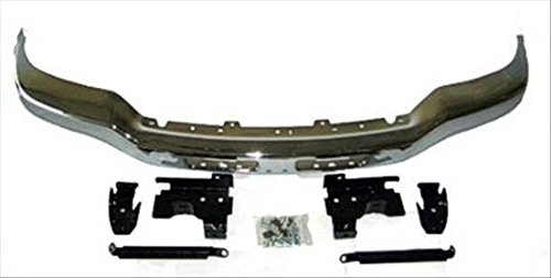 OE Replacement GMC Sierra Front Bumper Face Bar (Partslink Number ()