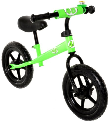 Childrens Balance Bike No Pedal Push Bicycle for Girls or Bo