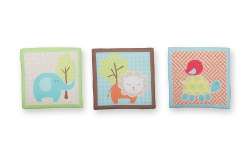 (Sumersault Wall-Hangings, Sweet Petite Animals)