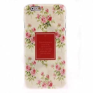 DDL View Everyone As A Fantastic Design Hard Case for iPhone 6 Plus