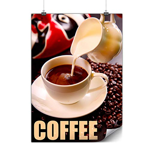 Coffee Bean Milk Food Poster Energy A2 (60cm x 42cm) for sale  Delivered anywhere in Canada