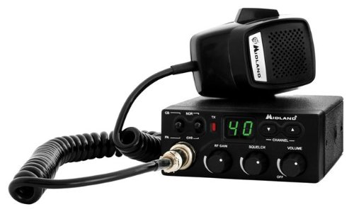 Amazon Midland Cb1 40channel Cb Radio With Rf Gain Cell Rhamazon: Small Cb Radio At Elf-jo.com