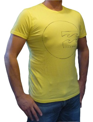Billabong T-Shirt, Modify , Gr. XXL, Lemon