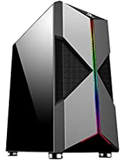 Computador Gamer Fácil Intel Core i5 10400f 10ª geração 4.30 Ghz 16GB DDR4 GTX 1650 4GB DDR6 HD 1 TB Fonte 500W