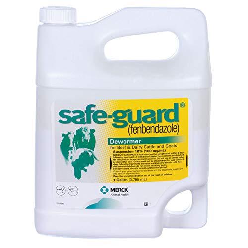 Intervet Safeguard Dewormer, for Beef, Dairy Cattle & Goats- Gallon by Intervet