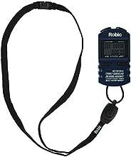 Robic SC-606W 50 Memory Stopwatch/Countdown Timer, Blue