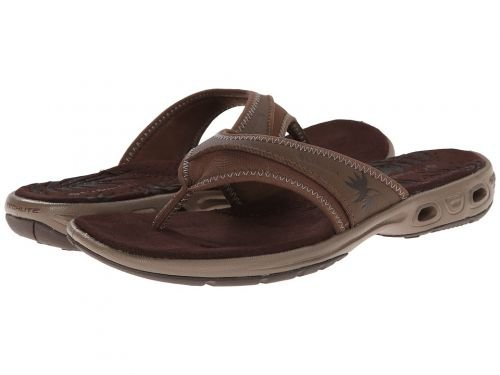 国旗海外奇妙なColumbia(コロンビア) レディース 女性用 シューズ 靴 サンダル Kambi(TM) Vent - Dark Brown/Truffle [並行輸入品]