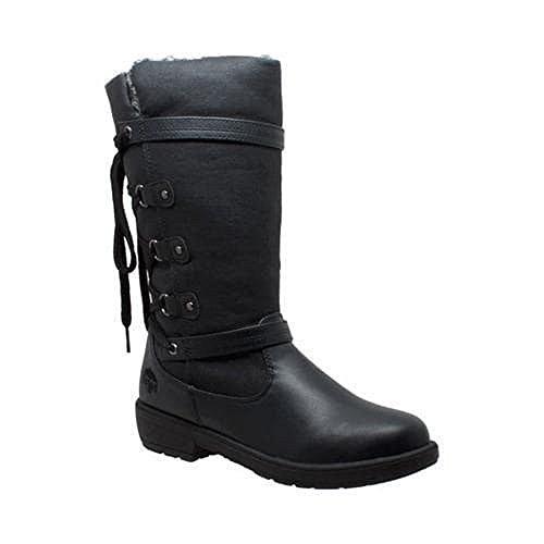 Botas De Nieve Impermeables Para Mujer Jessica Brown Oscuro