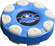 Proguard Sports Roller Hockey Puck, ProPuck Hockey Puck with Wheels and a Knurled Side for Controlled Passing
