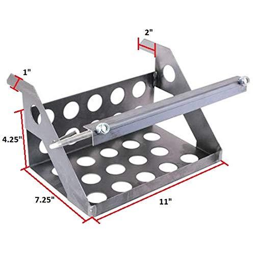 Steel Weld-In Battery Box Tray