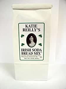 Katie Reilly's Irish Soda Bread Mix, 16-Ounces (Pack of 3)