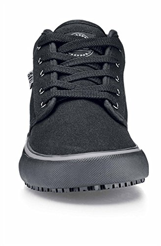 Zapatillas de lona con cordones Shoes For Crews negras 39
