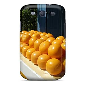 New Tpu Hard Case Premium Galaxy S3 Skin Case Cover(cheese Gouda Netherl)