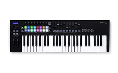 Novation Launchkey 49 [MK3] MIDI Keyboard Controller for Ableton Live