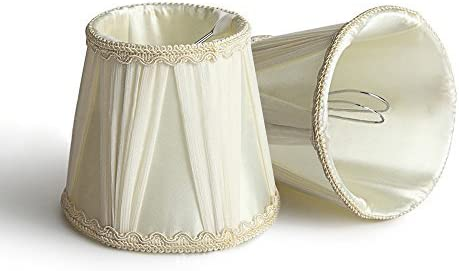 Splink E14 Clip-on Pantalla para lámpara ámpara de mesa de la ...