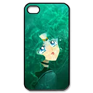sailor moon Custom Back Cover Case for iPhone 4 4S