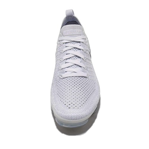 de Flyknit Running Femme White 001 Air 2 Compétition Chaussures Grey Football White Vast Multicolore W Grey NIKE Vapormax q0YAxg
