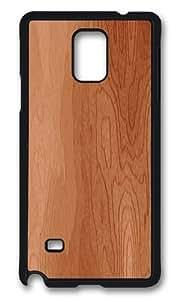 Adorable Woodgrain Hard Case Protective Shell Cell Phone Samsung Galaxy S5 I9600/G9006/G9008