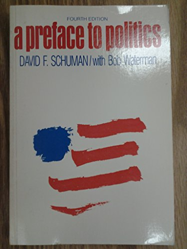 A preface to politics: The spirit of the place