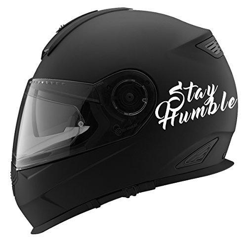 Motorcycle Helmet Decals - 1