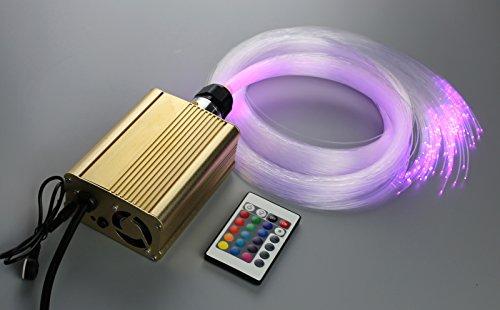 16w Fiber Optic Light Set for Bar Hotel Living Room Bedroom House Decoration by Eric Electronics (Image #1)
