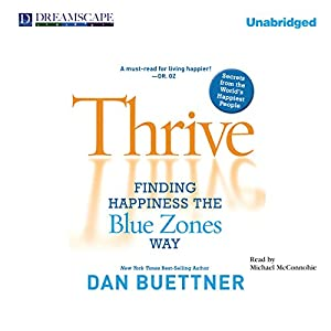 Thrive Audiobook