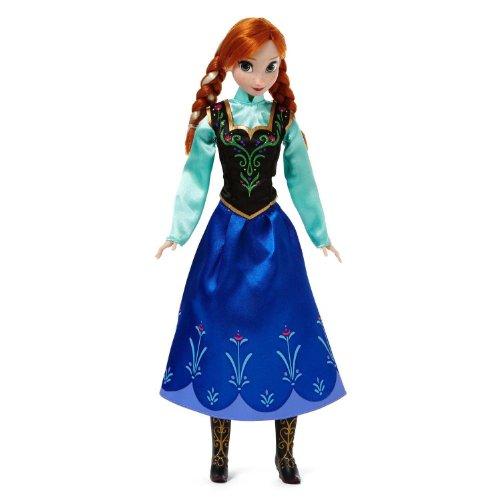 Disney Anna Frozen Doll Classic Doll