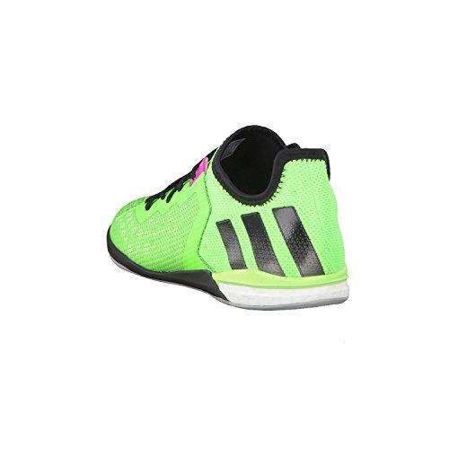 1 fútbol para Versol Adidas de Negro Verde Ace Botas Court 16 Rojo Nocmét Negbas Hombre gqwpY0pE