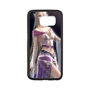 SamSung Galaxy S6 phone cases White Fairy fashion cell phone cases LIYT2270456