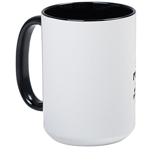 CafePress - Family Guy Idea Large Mug - Coffee Mug, Large 15 oz. White Coffee Cup