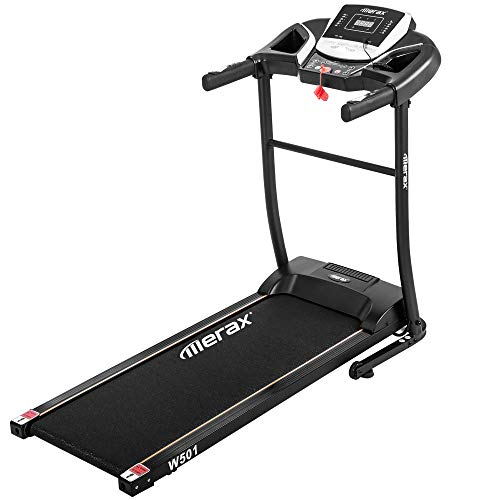 UGP W501 Classic Style Folding Electric Treadmill Home Gym Motorized Running Machine