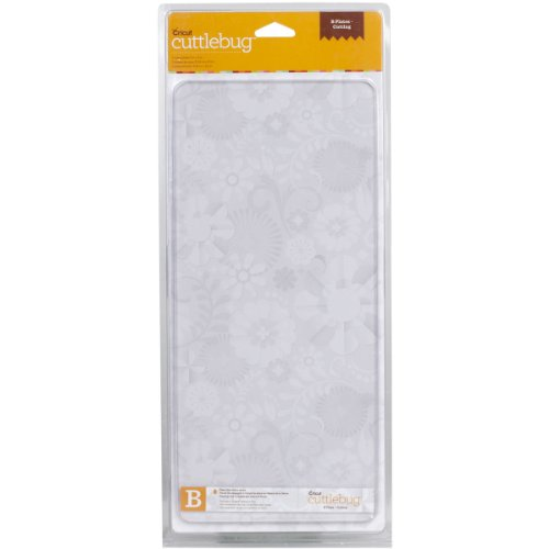 Cricut Cuttlebug Cutting Mats B, 6 by 13-Inch