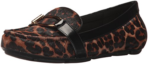 Leopard Petra Women's Flat Anne Hair Pony Loafer Klein qgvw0E