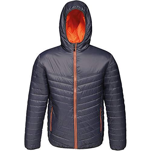 Acadia Magma II SlGry Regatta Hooded Jacket Workwear Insulated Mens TwZvPq