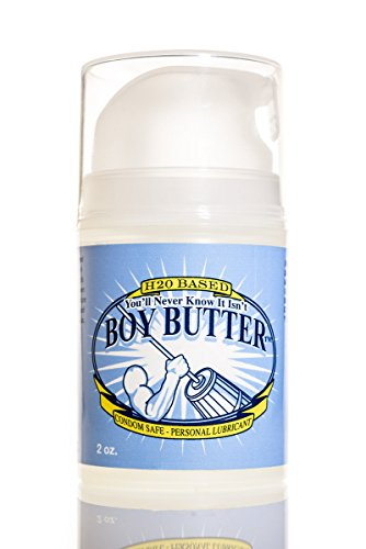 Boy Butter H2O lubrifiant personnel Mini, deux once
