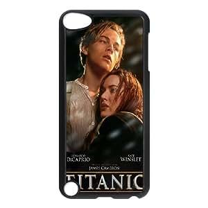 Titanic ipod Touch 5 Case Black Phone Accessories JV224217
