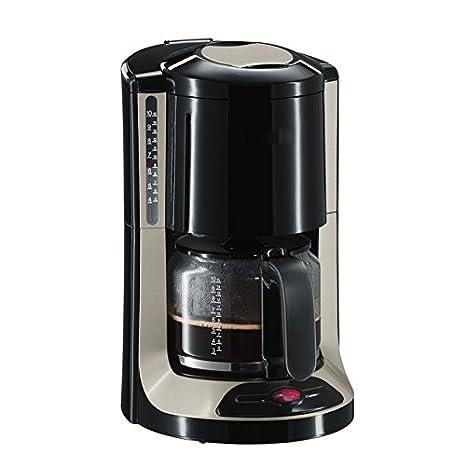 FJ Máquina Semiautomática Del Café Del Hogar de la Máquina Del Goteo Del Goteo,Negro,: 69 * 36,5 * 36,5 cm: Amazon.es: Hogar