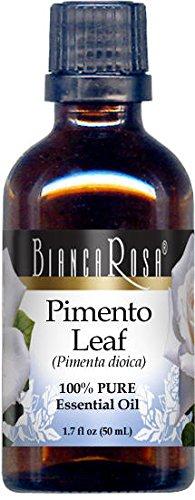 Pimento Leaf Pure Essential Oil (1.70 oz, ZIN: 305663)