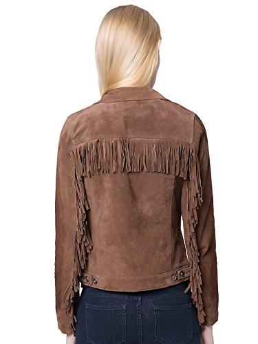 Jollychic - Abrigo - para mujer marrón