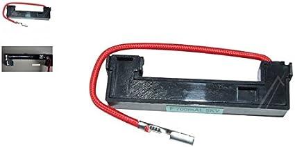 Piece constructor–Fusible 0.7A 5.0KV tgv060para Micro microondas DAEWOO