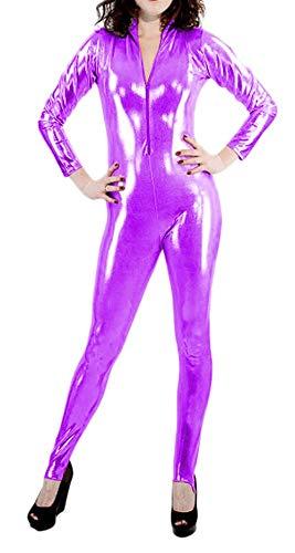 Tops Hombro Pedazos Pantalon Fuera Size Skinny 2xl Sólido Mujer 2 Violett Chicos Set Verano Y Largo Sin Color set Pants Barriga color Crop Clásico Del Twin 57IYIqxw6