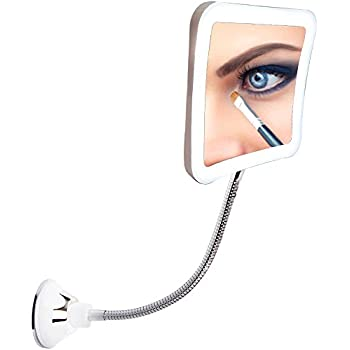 Amazon Com Dangshan Lighted Makeup Mirror Lighted