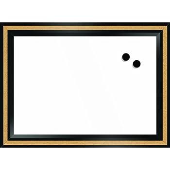 "Board Dudes 18"" x 22"" Magnetic Dry Erase CorX Board (13467UA-4)"