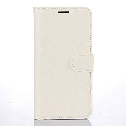 Funda Samsung Galaxy J5(2016)/J510,Manyip Caja del teléfono del cuero,Protector de Pantalla de Slim Case Estilo Billetera con Ranuras para Tarjetas, Soporte Plegable, Cierre Magnético(JFC8-21) G
