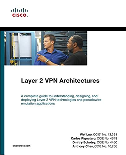 Mpls And Vpn Architectures Pdf