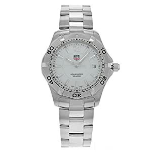Tag Heuer Aquaracer automatic-self-wind male Watch WAF1111.BA0801 (Certified Pre-owned)