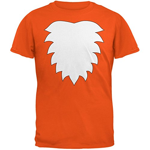 [Fox Costume Orange Youth T-Shirt - X-Large(18)] (Fox Costumes Kit)